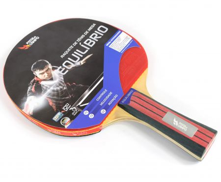 Raquete de tênis de mesa Equilíbrio Pista e Campo
