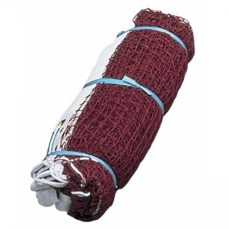 Rede oficial de badminton dimensões 6,10m (L) x 0,76m (A) com faixa de vinil superior Pista e Campo