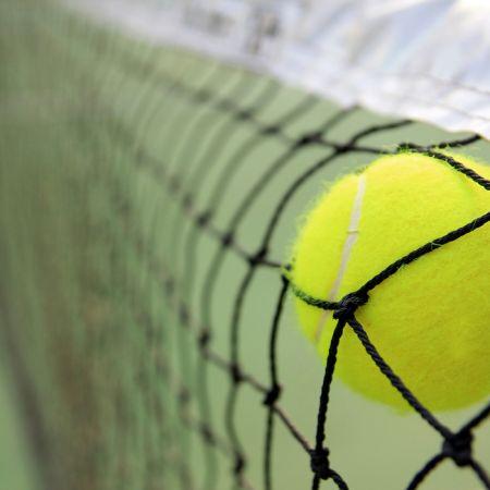 Rede oficial de tênis de campo premium Pista e Campo