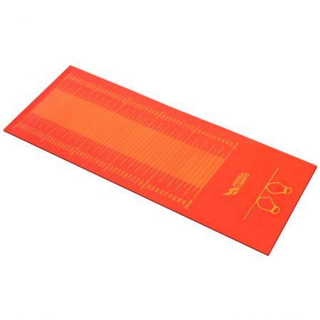 Tapete para medida de impulsão horizontal com 3,5m Pista e Campo