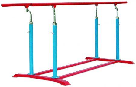Equipamento para ginástica (barras paralelas) Vinex